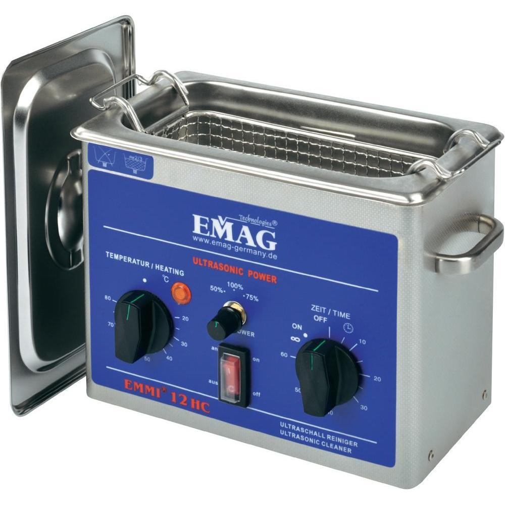 Myjka ultradźwiękowa EMAG 12HC