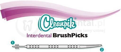 Opis Cleanpik Brushpick