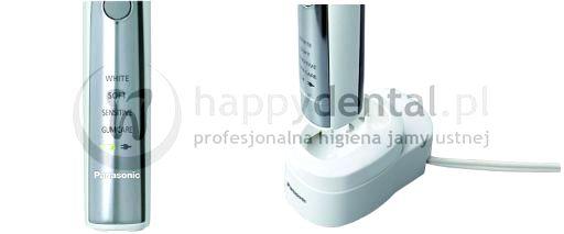 Szczoteczka soniczna z funkcją jonizacji Panasonic Sonic Vibration Toothbrush EW-DE92-S