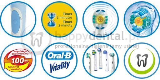 BRAUN Oral-B Vitality 3D ProWhite