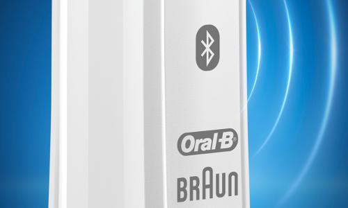 moduł Bluetooth w szczoteczce elektrycznej Oral-B SMART 5000