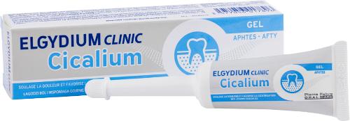 ELGYDIUM Clinic Cicalium żel na afty