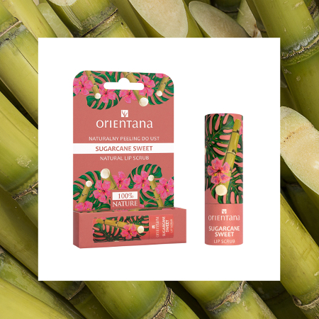 ORIENTANA Sugarcane Sweet peeling do ust