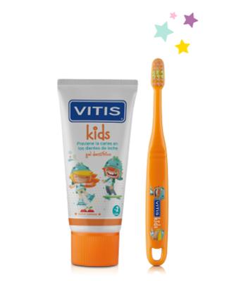 VITIS Kids pasta do zębów dla dzieci