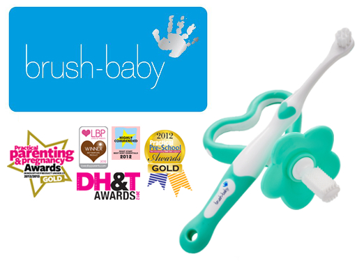 brush-baby TeetherSET