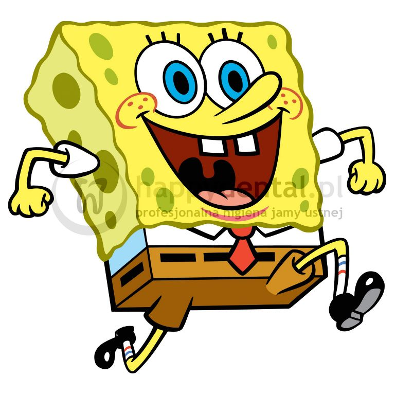 plastry sponge bob