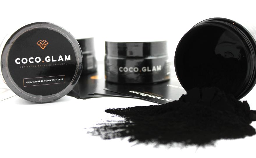 Coco Glam - aktywny węgiel