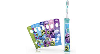 sonicare for kids aqua