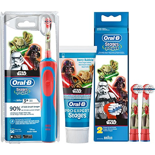 Oral-b power stages star wars